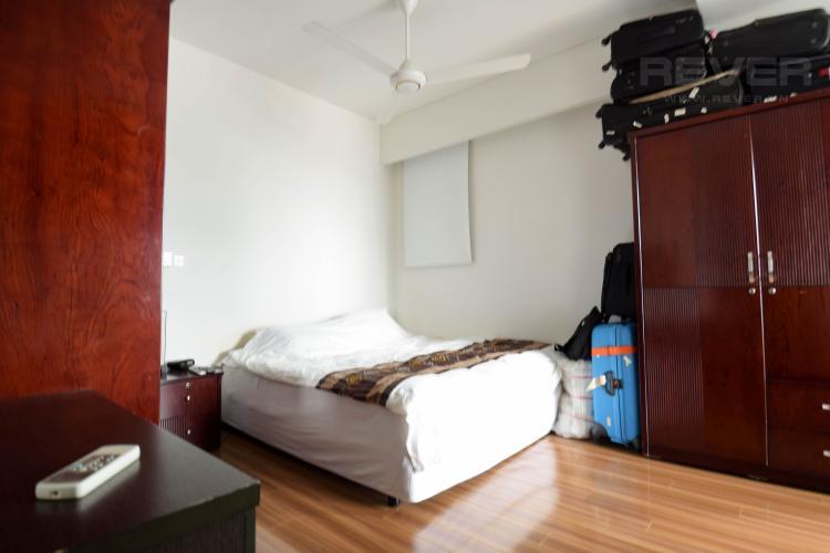 Phòng Ngủ 1 Căn hộ Thảo Điền Pearl tầng thấp, tháp 1, 2 phòng ngủ, full nội thất