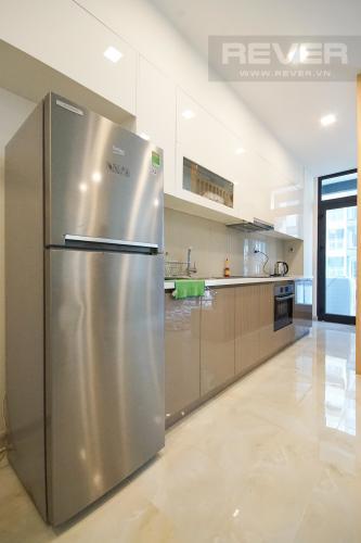Nhà Bếp Cho thuê căn hộ Vinhomes Golden River 1PN, tầng cao, đầy đủ nội thất, view sông thoáng mát
