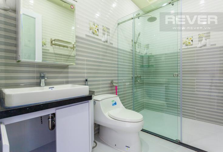 Phòng tắm 3 Nhà phố khu compound Mega Khang Điền Quận 9 nội thất đầy đủ