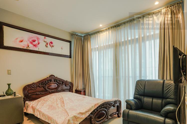 Phòng Ngủ 1 Căn hộ Star Hill Phú Mỹ Hưng tầng trung, tháp B, 3 phòng ngủ, view hồ bơi.