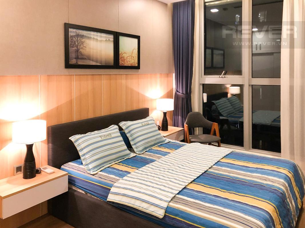 Phòng Ngủ 1 Bán căn hộ Vinhomes Central Park 3PN, tháp Park 1, diện tích 116m2, đầy đủ nội thất