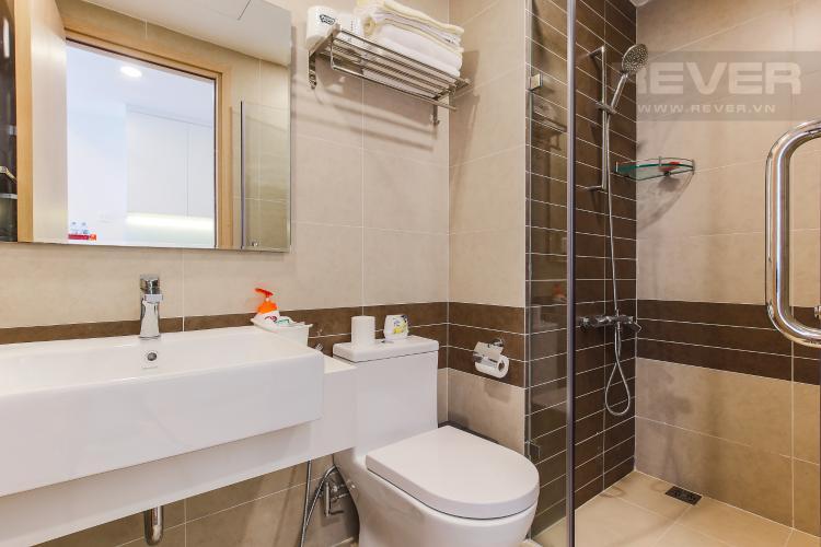 Phòng Tắm Officetel RiverGate Residence 1 phòng ngủ tầng trung tháp B nội thất đầy đủ