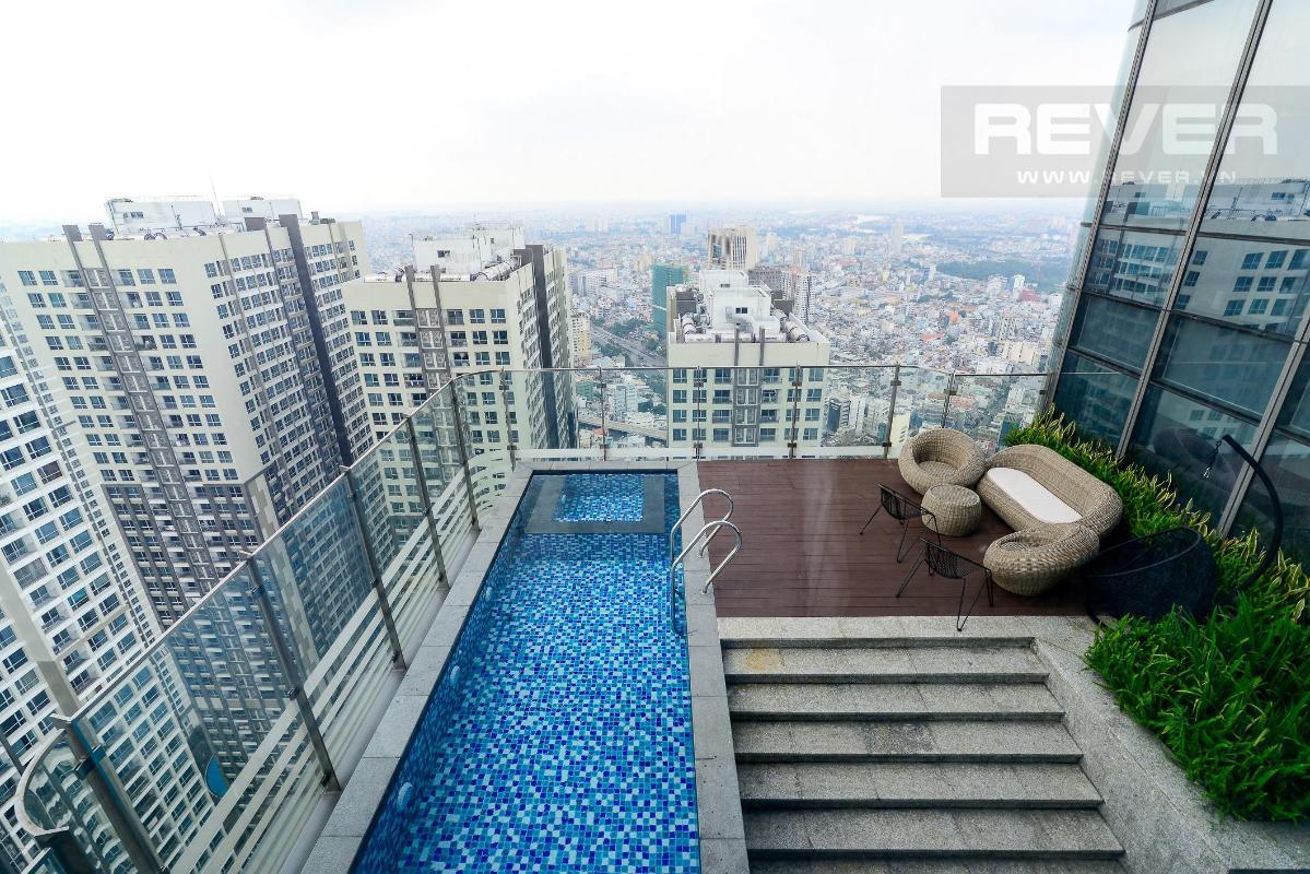 View 1 Bán hoặc cho thuê căn hộ Vinhomes Central Park 4PN, tháp Landmark 81, diện tích 164m2, đầy đủ nội thất, căn góc view thoáng