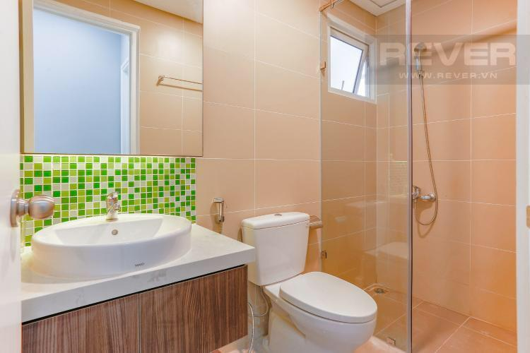 Toilet căn hộ DRAGON HILL 2 Bán hoặc cho thuê căn hộ 2 phòng ngủ Dragon Hill 2, diện tích 75m2, đầy đủ nội thất, hướng ban công Tây Nam