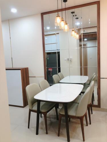 nội thất căn hộ The Sun Căn hộ The Sun Avenue đầy đủ nội thất, view thành phố.
