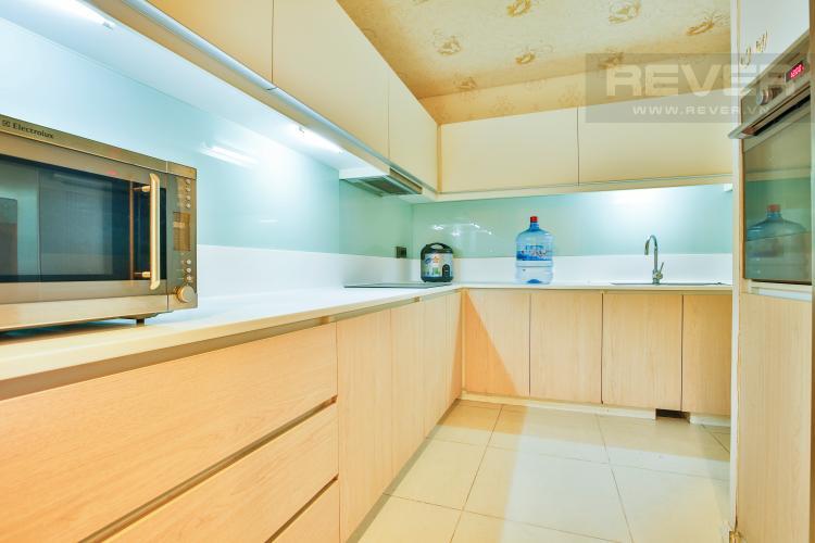 Bếp Căn hộ Estella An Phú tầng trung, view đẹp, thiết kế sang trọng