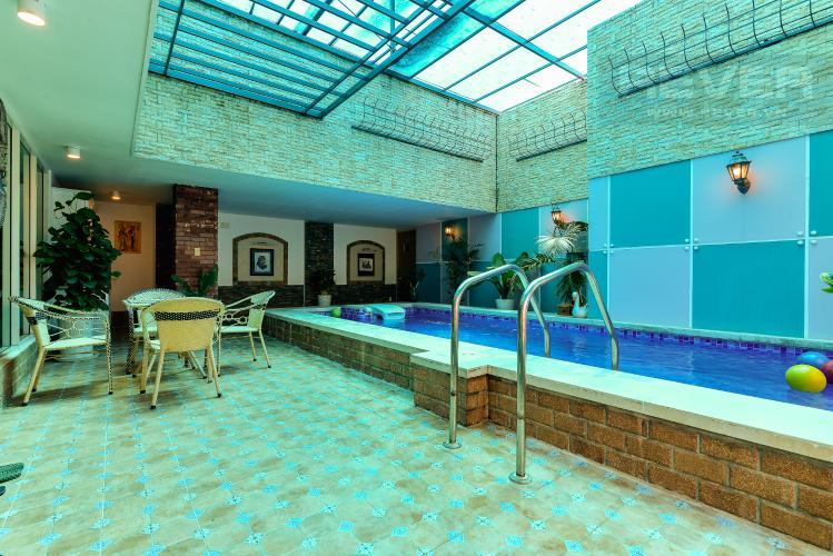 Hồ Bơi Cho thuê căn hộ chung cư Phúc Thịnh diện tích 196m2 3PN 3WC, nội thất cao cấp, view thành phố