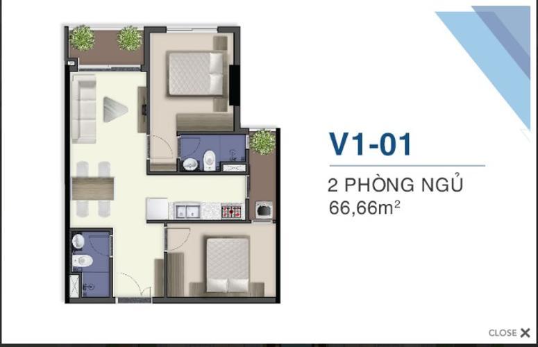 Bán căn hộ view sông Sài Gòn, nội thất đầy đủ Q7 Saigon Riverside