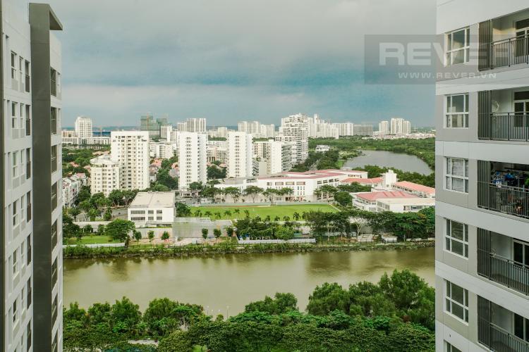 View Cho thuê căn hộ Sunrise Riverside 2PN, tầng trung, đầy đủ nội thất, view sông mát mẻ