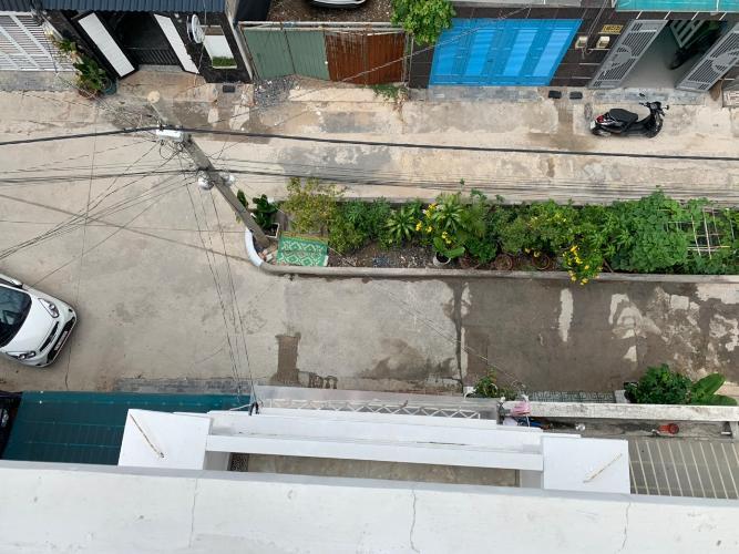 Hẻm nhà phố đường số 59, Gò Vấp Nhà phố hướng Nam, hẻm 10m xe tải quay đầu, nội thất cơ bản.