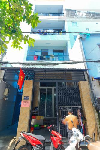 Mặt tiền Bán nhà đang kinh doanh phòng trọ đường Huỳnh Tấn Phát