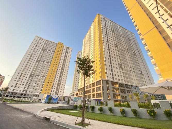 Chung cư Diamond Riverside, Quận 8 Căn hộ Diamond Riverside nội thất cơ bản, tầng cao đón gió mát.