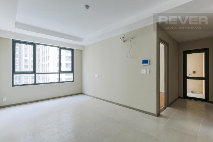 Phòng Khách Căn hộ The Gold View 2 phòng ngủ tầng trung tháp B nội thất cơ bản
