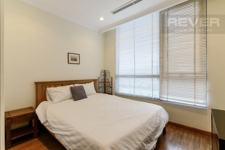 Phòng Ngủ Cho thuê căn hộ Vinhomes Central Park 1PN, đầy đủ nội thất, view mé sông Sài Gòn