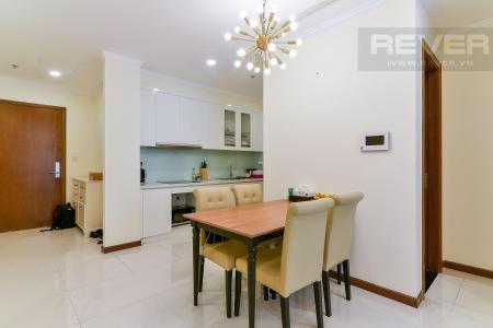 Cho thuê căn hộ Vinhomes Central Park, diện tích 49m2 - 1 phòng ngủ, đầy đủ nội thất