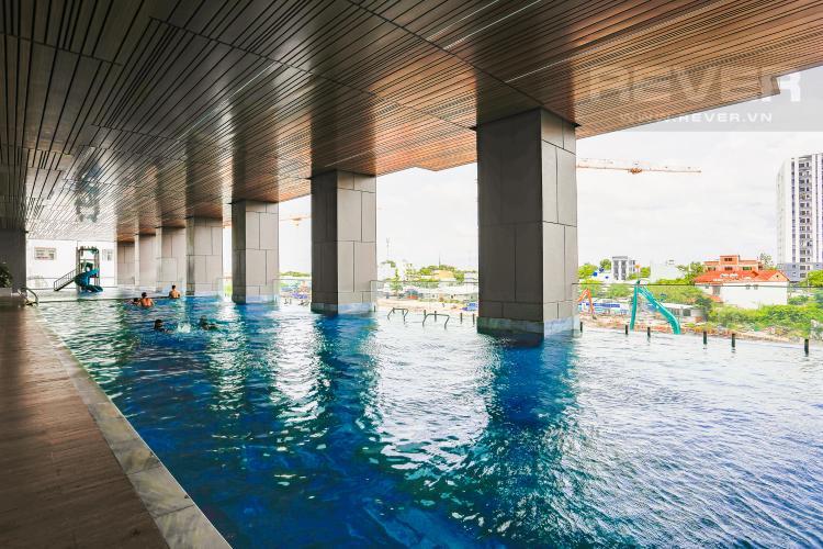 Tiện Ích Hồ Bơi Căn hộ An gia Skyline 2 phòng ngủ tầng thấp nội thất đầy đủ