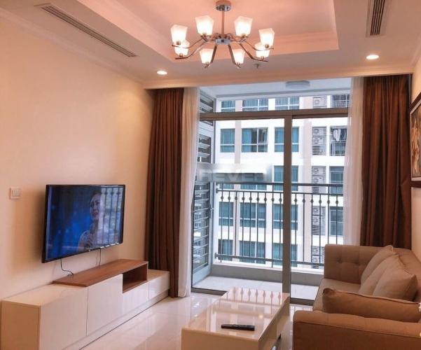 Căn hộ Vinhomes Central Park đầy đủ nội thất view Landmark 81.