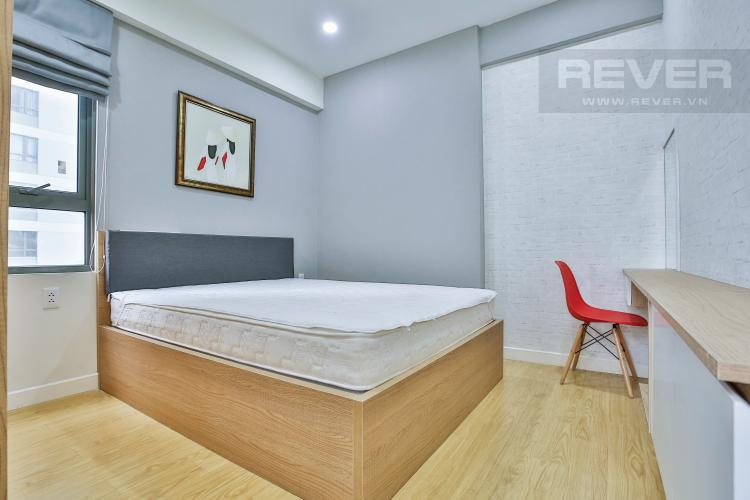 Phòng Ngủ 2 Căn góc Masteri Thảo Điền 2 phòng ngủ tầng trung tòa T2