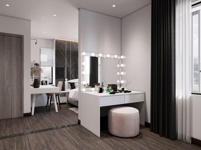 Phòng Khách căn hộ SUNRISE RIVERSIDE Bán căn hộ Sunrise Riverside 3 phòng ngủ, thuộc tầng trung, diện tích 83.15m2, đầy đủ nội thất