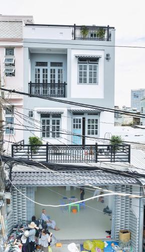 Bán nhà mặt tiền ngay chợ đường Võ Duy Ninh phường 22 quận Bình Thạnh. Diện tích đất 46.8m2