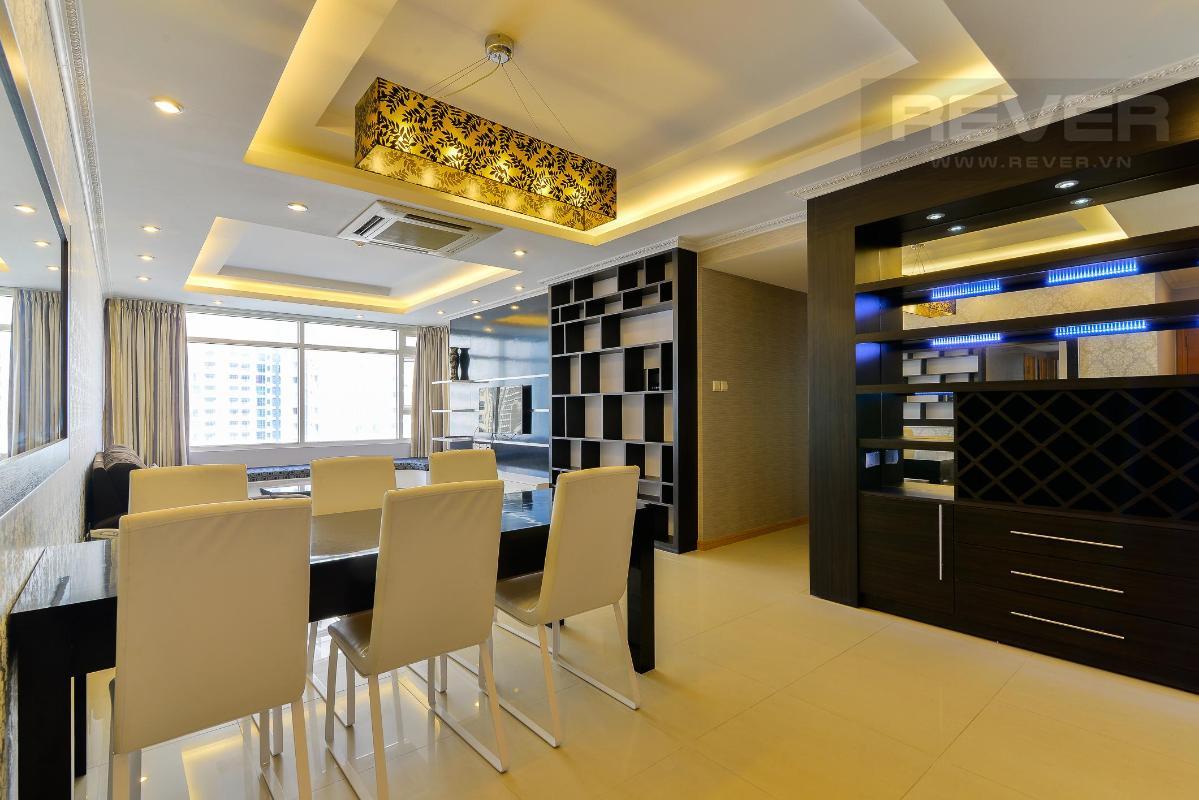 PK Bán hoặc cho thuê căn hộ Saigon Pearl 3PN, tháp Ruby 1, đầy đủ nội thất, view sông và nội khu