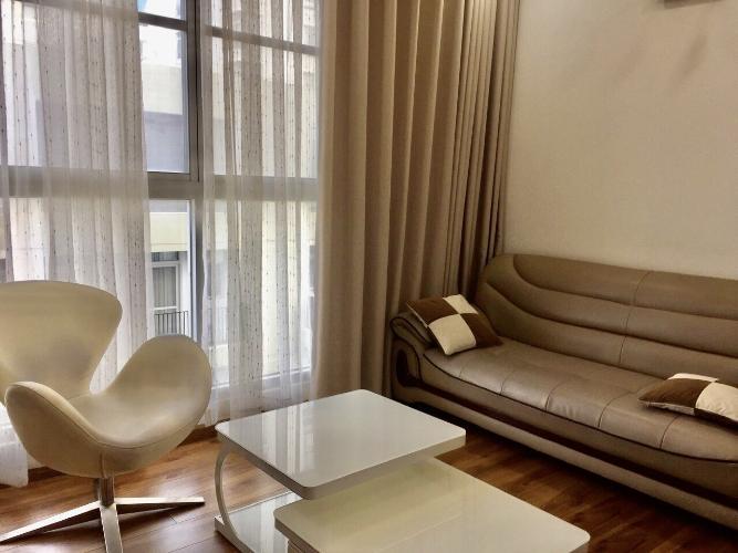Căn hộ Star Hill Phú Mỹ Hưng view nội khu, nội thất tiện nghi.