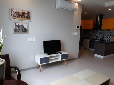 Bán căn hộ The Gold View 1 phòng ngủ, diện tích 56m2, đầy đủ nội thất, hướng Đông Bắc