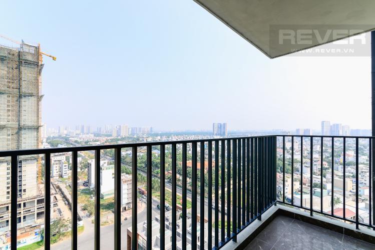 View Balcony Bán hoặc cho thuê căn hộ  Vista Verde 89.1m2 2PN 2WC, nội thất tiện nghi, view thành phố