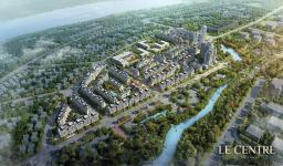 Dự án SwanBay sắp ra mắt phân khu mới mang tên SwanBay Le Centre