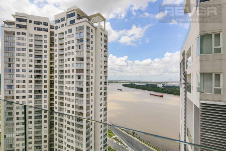 View căn hộ Diamond Island - Đảo Kim Cương Cho thuê căn hộ Diamond Island - Đảo Kim Cương 1PN, tầng trung, diện tích 81m2, view sông , đầy đủ nội thất