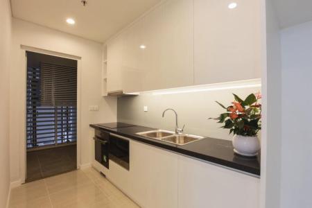 Bán căn hộ Sadora Apartment 2PN, tầng cao, nội thất cơ bản, view hồ bơi xanh mát