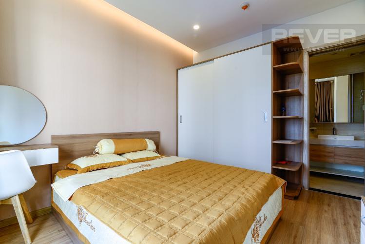 Phòng Ngủ 1 Bán căn hộ New City Thủ Thiêm 2PN 2WC, đầy đủ nội thất, view hồ bơi nội khu