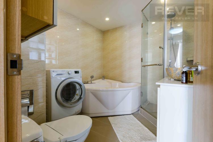 Toilet 1 Căn hộ Cantavil Premier tầng cao, 4PN đầy đủ nội thất