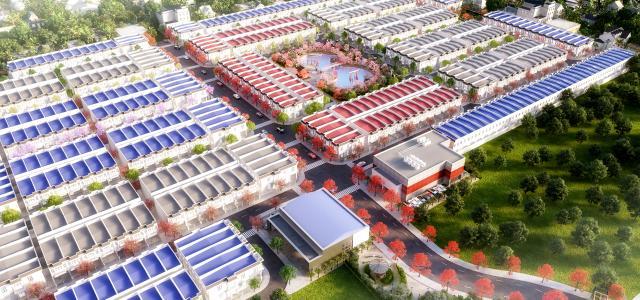 Young Town Tây Bắc Sài Gòn