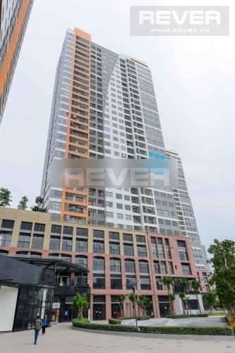 Toàn cảnh The Sun Avenue Căn hộ The Sun Avenue đầy đủ nội thất, view thành phố sầm uất.