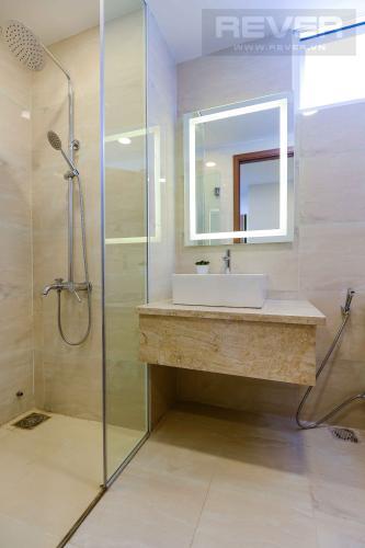 Toilet 1 Bán căn Duplex Vista Verde 2PN, đầy đủ nội thất