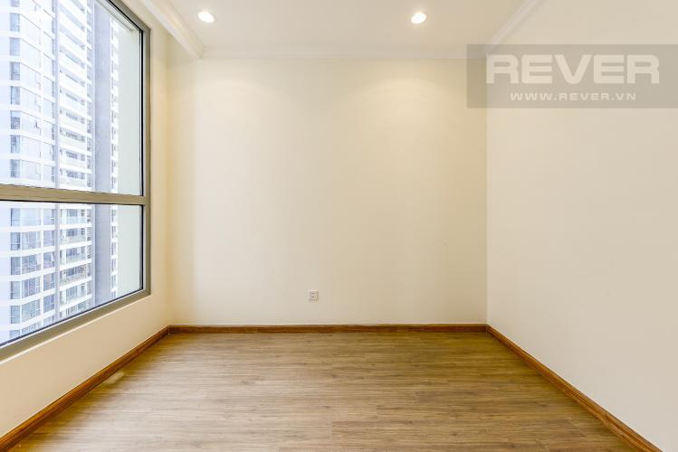 Phòng ngủ 4 Căn hộ Vinhomes Central Park 4 phòng ngủ tầng cao L1 view sông