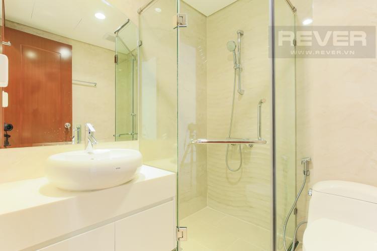 Phòng Tắm 2 Căn hộ Vinhomes Central Park tầng cao, Landmark 1, 3PN, view sông