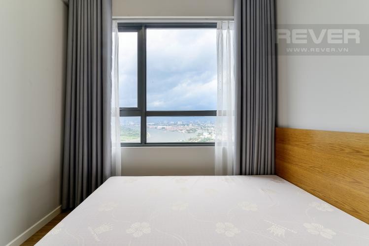 Phòng Ngủ 1 Cho thuê căn hộ Masteri An Phú, tháp A, diện tích 70m2, đầy đủ nội thất, view sông thoáng đãng