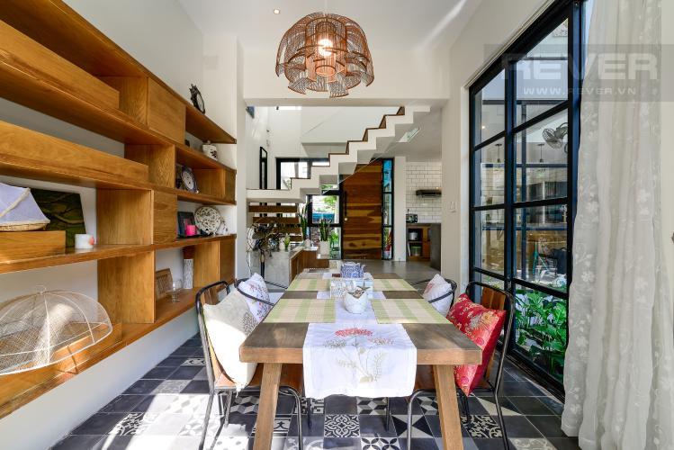Phòng Ăn Bán nhà phố 2 tầng, Đường Số 5, Villa Thảo Điền Compound Q.2, diện tích đất 143m2, đầy đủ nội thất