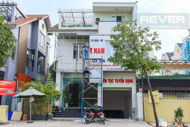 Mặt tiền Nhà phố 5 phòng ngủ mặt tiền đường Song Hành, An Phú, Quận 2