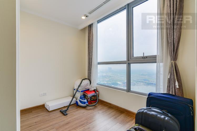 Phòng Ngủ 3 Căn hộ Vinhomes Central Park 4 phòng ngủ tầng cao C2 view sông
