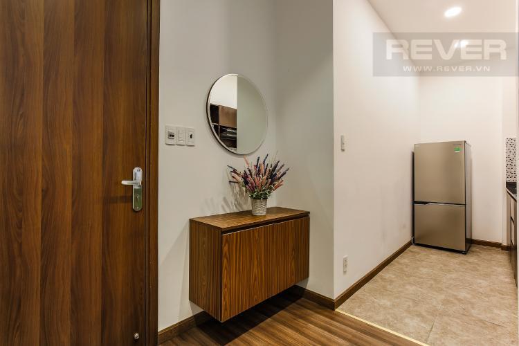 Phòng Bếp Căn hộ dịch vụ 2 phòng ngủ đường Cao Thắng trang bị nội thất hiện đại