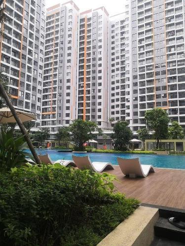 Hồ bơi Saigon Gateway, Quận 9 Căn hộ Saigon Gateway view thành phố, nội thất cơ bản.