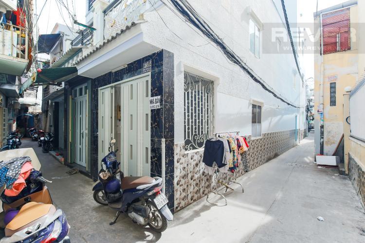 2 Mặt tiền Bán nhà phố đường Đoàn Văn Bơ Quận 4, 2PN, sổ hồng chính chủ