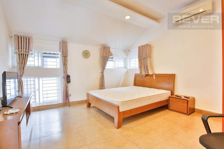 Phòng Ngủ 3 Cho thuê biệt thự khu Thảo Điền 2 tầng, 4PN, đầy đủ nội thất