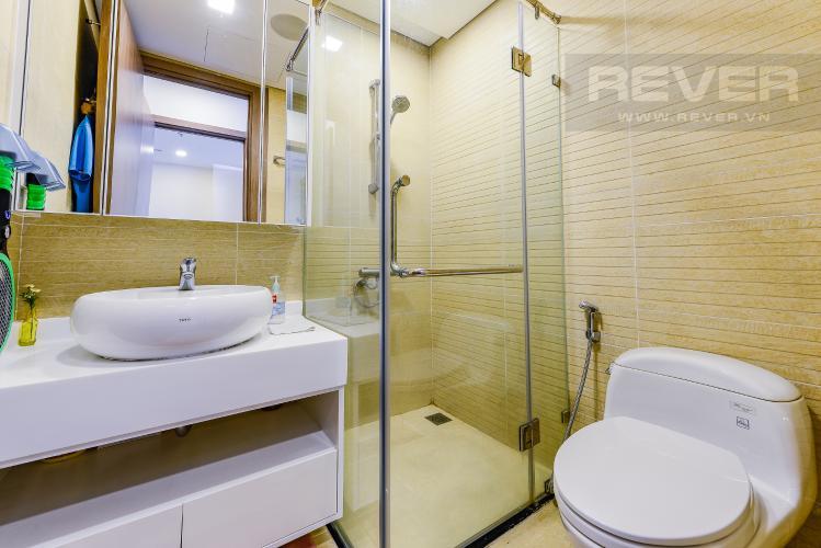Phòng Tắm 2 Căn hộ Vinhomes Central Park 2 phòng ngủ tầng thấp P6 hướng Tây
