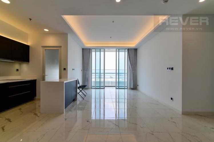 Phòng Khách Cho thuê căn hộ Sari Town Sala Đại Quang Minh 3 phòng ngủ, diện tích 120m2.