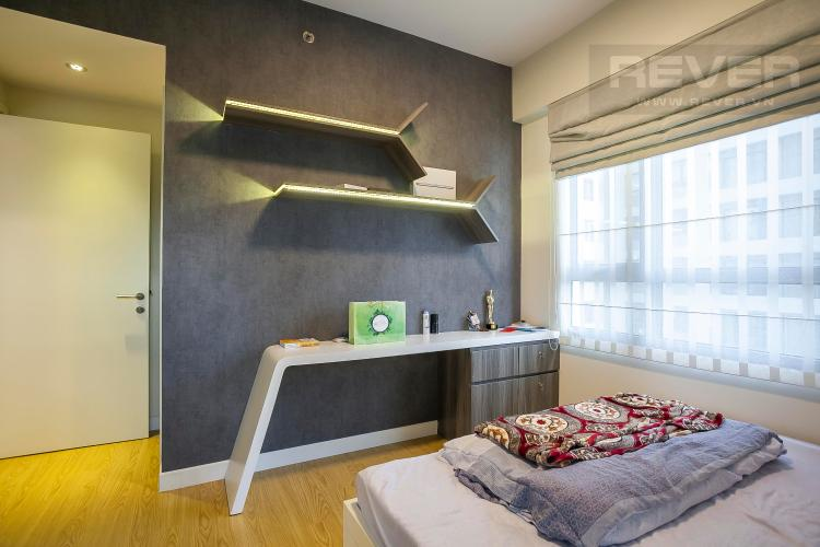 Phòng Ngủ 1 Căn hộ Masteri Thảo Điền 2 phòng ngủ tầng cao T4 view hồ bơi