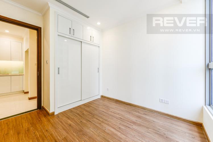Phòng ngủ 2 Căn hộ Vinhomes Central Park 2 phòng ngủ tầng trung L4 hướng Đông Bắc